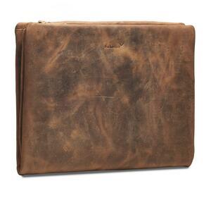 Business Sleeve Noteboo-/ Tablettasche ,,Adam'' aus hochwertigem Leder