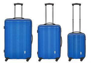 """Packenger 3er Koffer-Set """"Torreto"""" Hartschale (M, L & XL)"""