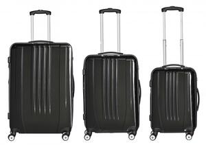 "Packenger 3er Koffer-Set ""Stone"" Hartschale (M, L & XL)"