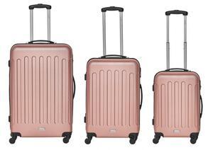 """Packenger 3er Koffer-Set """"Travelstar"""" Hartschale (M, L & XL)"""