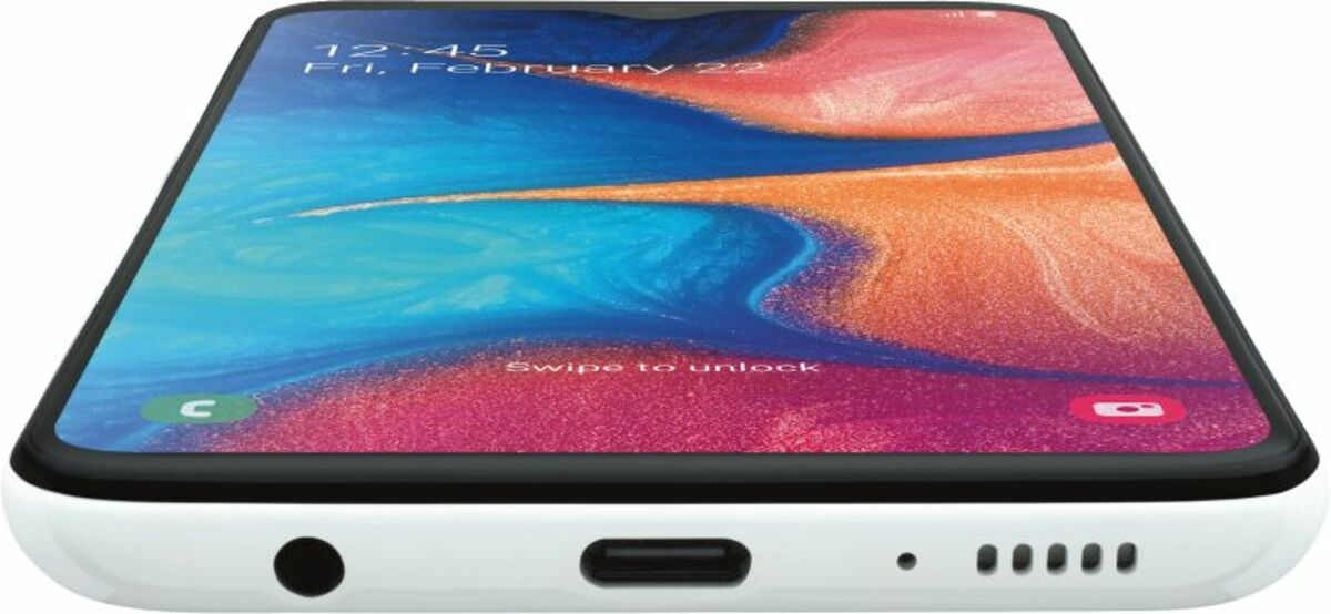 Bild 4 von Samsung Galaxy A20e Dual SIM A202F 32GB