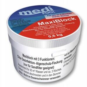 mediPOOL Maxi Block 6x 600 g