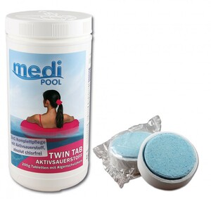 mediPOOL Twin Tab, 1kg