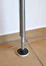 Bild 2 von Angerer Klemmmarkise dunkelgrau 250 cm