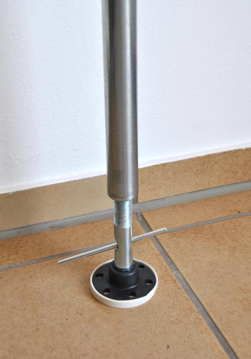 Bild 2 von Angerer Klemmmarkise taupe 150 cm