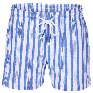 Damen Shorts mit Streifen