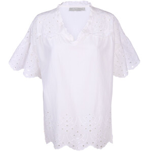 Damen Bluse Oversize