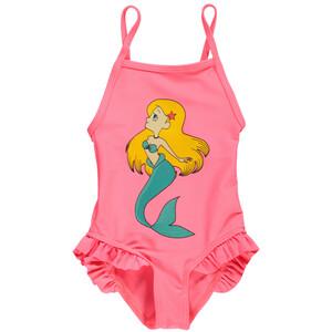 Mädchen Badeanzug mit Meerjungfrau