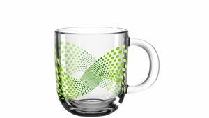 LEONARDO Tasse  grün Illusione