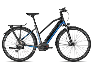 Kalkhoff ENDEAVOUR 5.B ADVANCE Trapez 2019 | 53 cm | magicblack pacificblue
