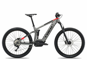 Trek Powerfly FS 5 2019 | 19.5 Zoll | Matte Anthracite