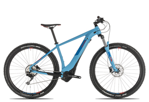 Cube Reaction Hybrid EXC 500 2019   18 Zoll   blue´n´red   27.5 Zoll