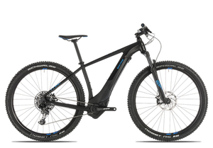 Cube Reaction Hybrid EAGLE 500 2019 | 16 Zoll | black´n´blue | 27.5 Zoll