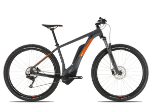 Cube Reaction Hybrid Pro 500 2019 | 23 Zoll | grey´n´orange | 29 Zoll
