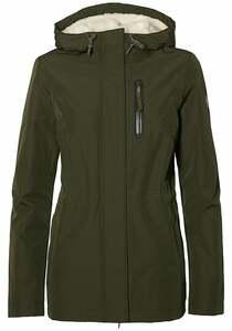 O´Neill Wanderlust - Funktionsjacke für Damen - Grün
