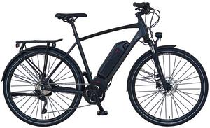 Prophete Alu-Trekking-Herren-E-Bike Entdecker e9.8, 28 Zoll
