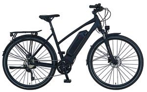 Prophete Alu-Trekking-Damen-E-Bike Entdecker e9.8, 28 Zoll