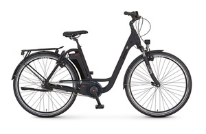 Prophete Alu-City-Damen-E-Bike Geniesser e9.8, 28 Zoll