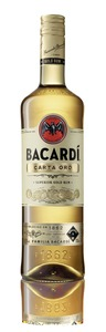Bacardí Carta Oro | 40 % vol | 0,7 l