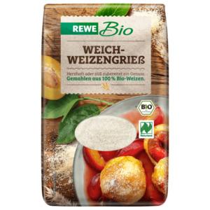 REWE Bio Weichweizengrieß 500g