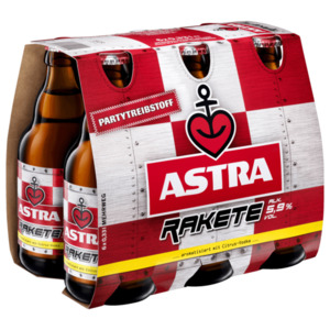 Astra Rakete 6x0,33l