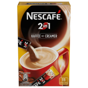 Nescafe 2in1 Sticks 88g