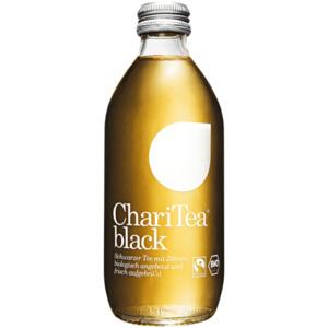 ChariTea black 0,33l