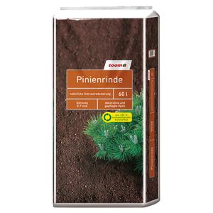 toomEigenmarken -              toom Pinienrinde 60 l 0 - 7 mm