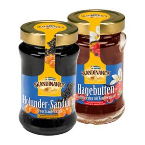 SKANDINAVIC'S     Fruchtaufstrich / Nordische Konfitüre