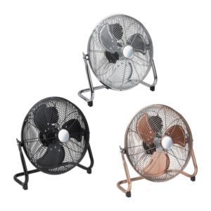 QUIGG     Retro Metall Ventilator
