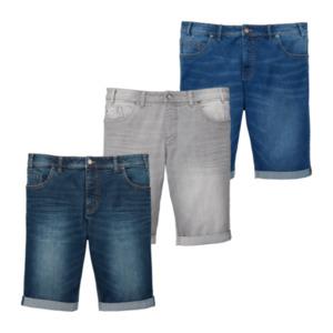 STRAIGHT UP     Jeansbermudas