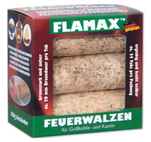 FLAMAX Feuerwalzen