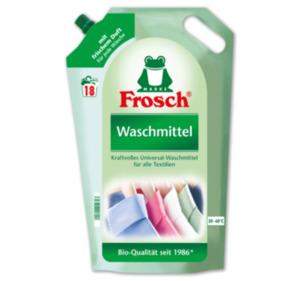 FROSCH Waschmittel