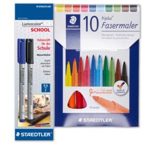 STAEDTLER Schreibwaren für die Schule