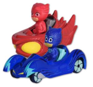 DICKIE Toys PJ Masks Cat-Car oder Owl Glider