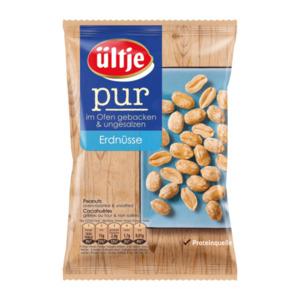 ültje pur Erdnüsse