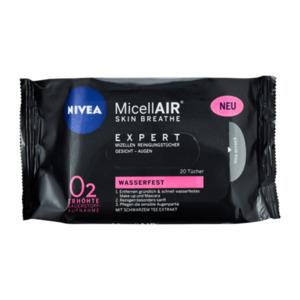 Nivea MicellAIR Mizellen Reinigungstücher