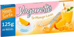 Yogurette Mango Lassi 125g