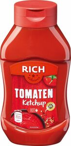 Rich Tomatenketchup Hot 500 ml