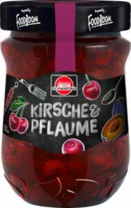 Schwartau Konfitüre Kirsch-Plaume 340g