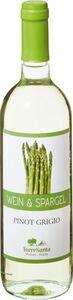 """TorreSanta Pinot Grigio """"Spargelwein"""" 0,75 Liter"""