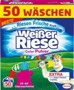 Weisser Riese Color Pulver 50WL