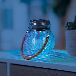EASYmaxx Solar-Glaskugel 1,2V mehrfarbig