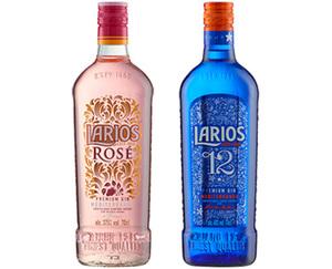 Larios®  Gin 12 oder Gin Rosé