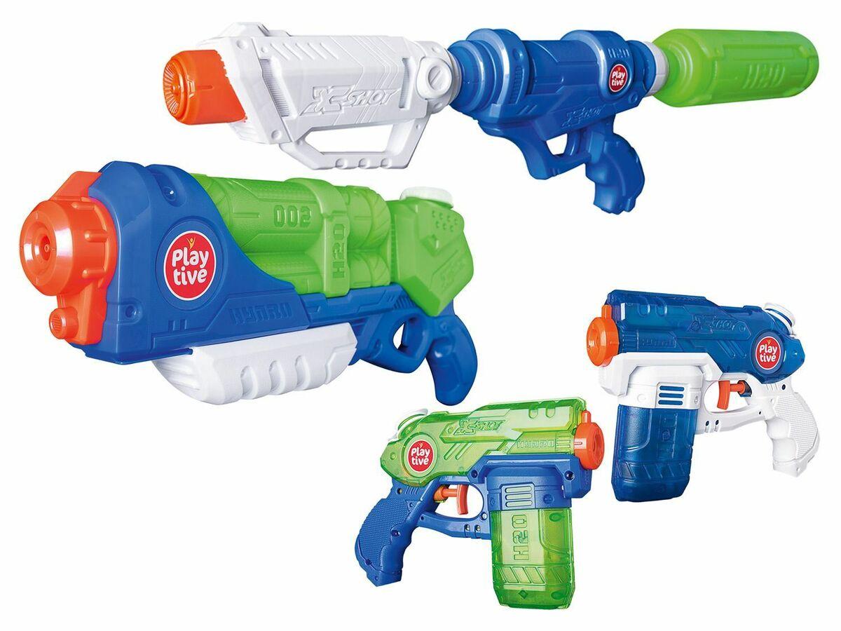 Bild 1 von PLAYTIVE® Wasserpistole