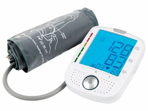 SANITAS Sprechendes Blutdruckmessgerät SBM 52