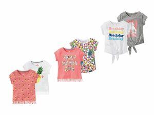 PEPPERTS® 2 Kinder Mädchen T-Shirts