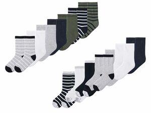 PEPPERTS® 7 Paar Jungen Socken