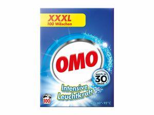 Omo Vollwaschmittel Pulver XXXL 100 Wäschen