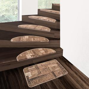 Bella Casa Stufenmatten-Set 16tlg.